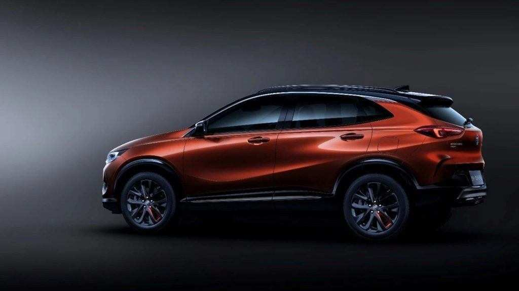 91 The Best 2020 Buick Encore Reveal New Concept