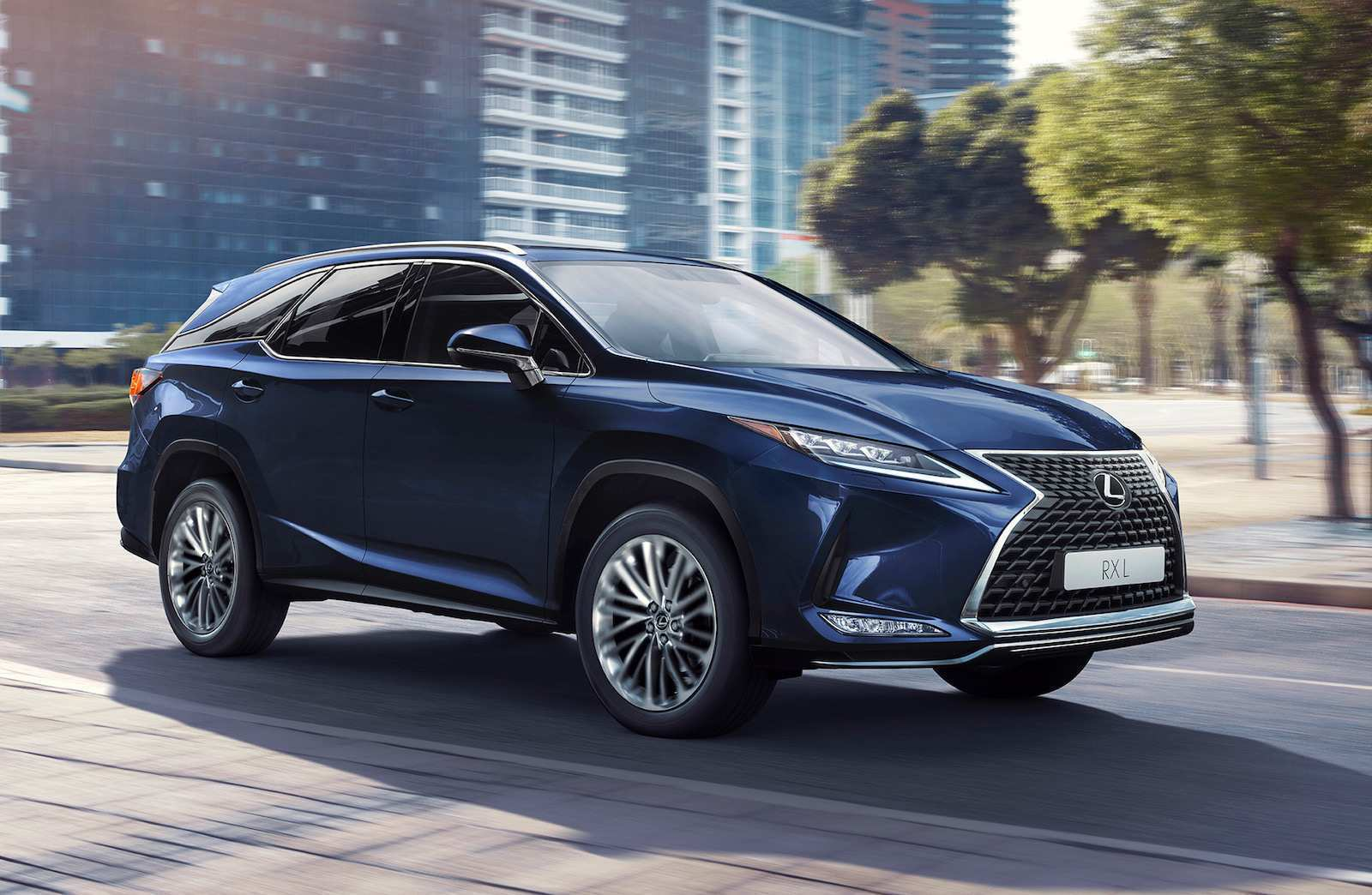 91 The Best Lexus Rx 450H Facelift 2020 Review