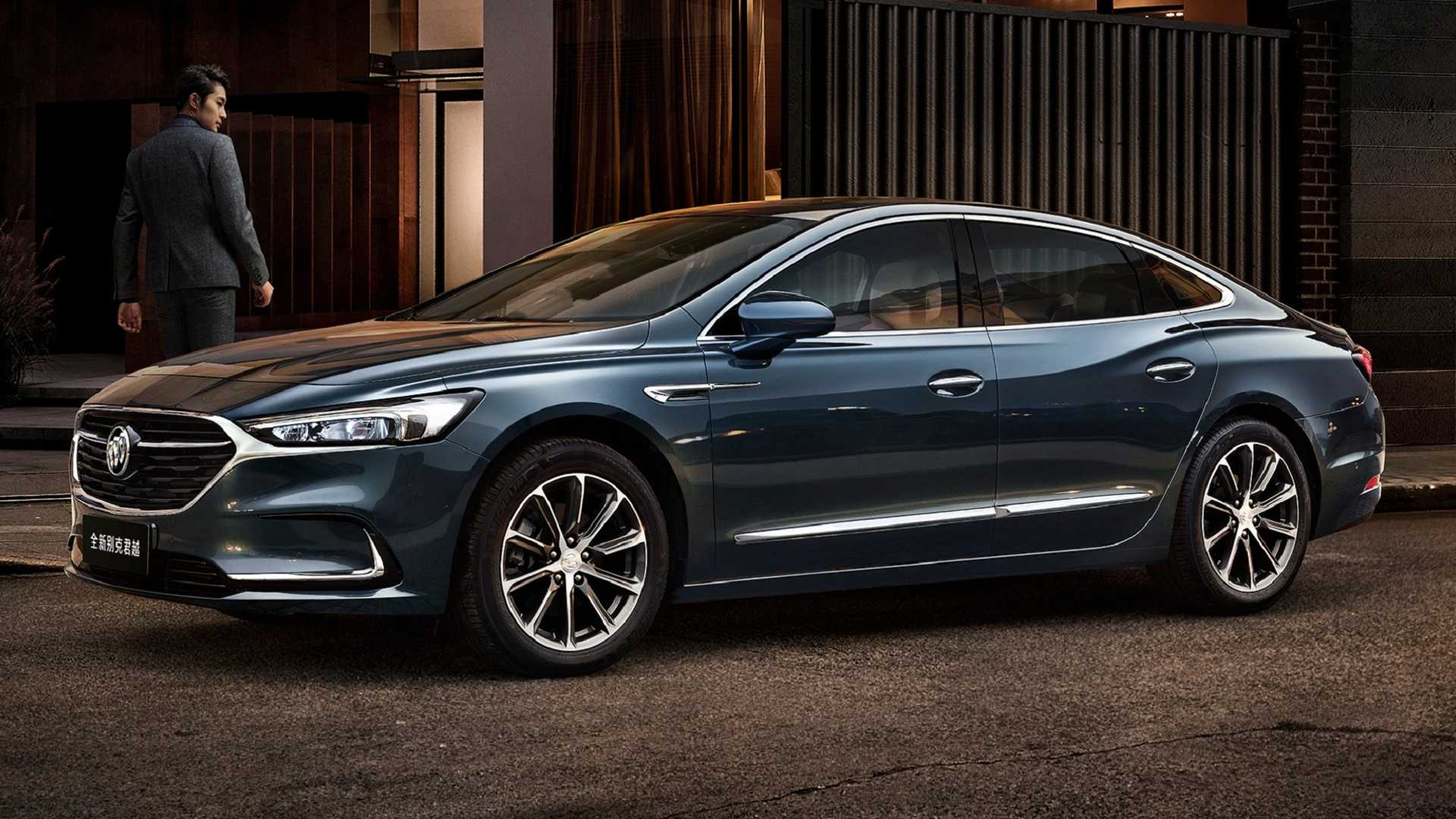 91 The Buick Lacrosse For 2020 Concept