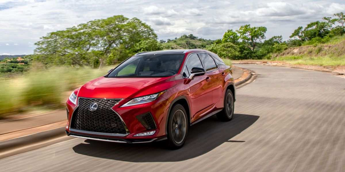 91 The Lexus Suv Hybrid 2020 Review And Release Date