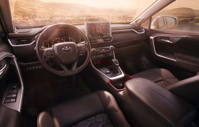 91 The Toyota Rav4 2020 Concept And Review