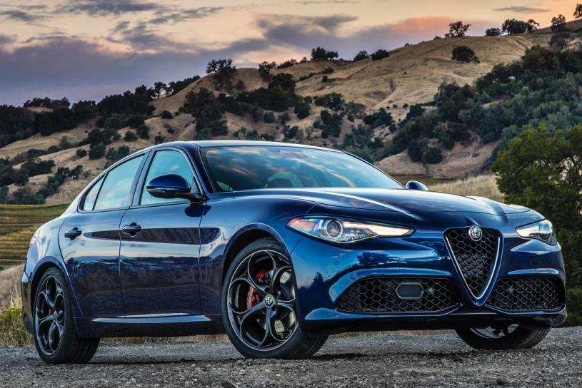 92 A 2019 Alfa Quadrifoglio Performance And New Engine