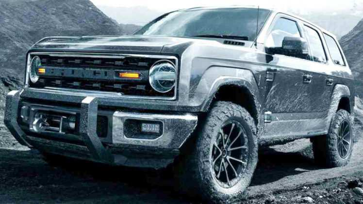 92 A 2020 Ford Bronco 6G Overview
