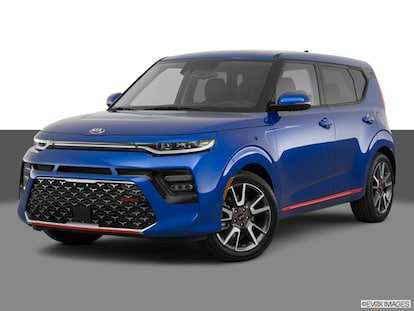 92 A 2020 Kia Soul Gt Line Photos