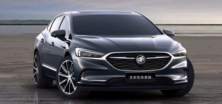 92 All New 2020 Buick Lesabre Configurations