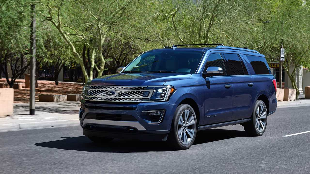 92 All New 2020 Ford Expedition Spy Shoot