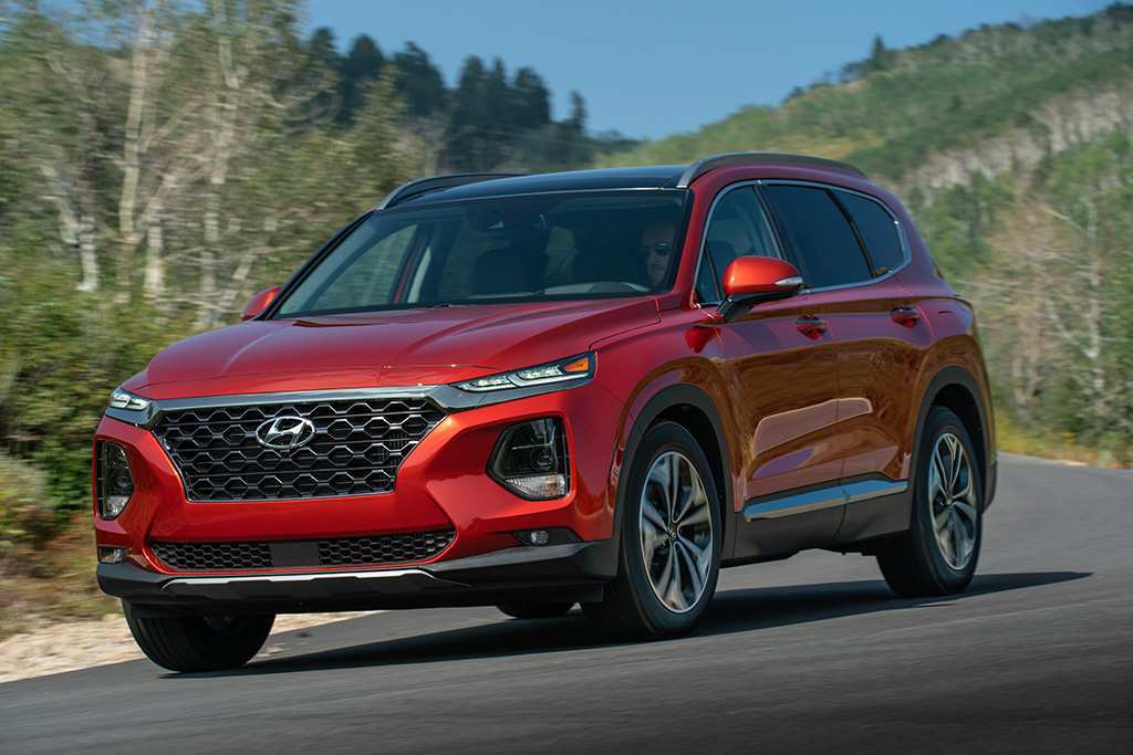 92 All New Hyundai Santa Fe 2020 Concept And Review