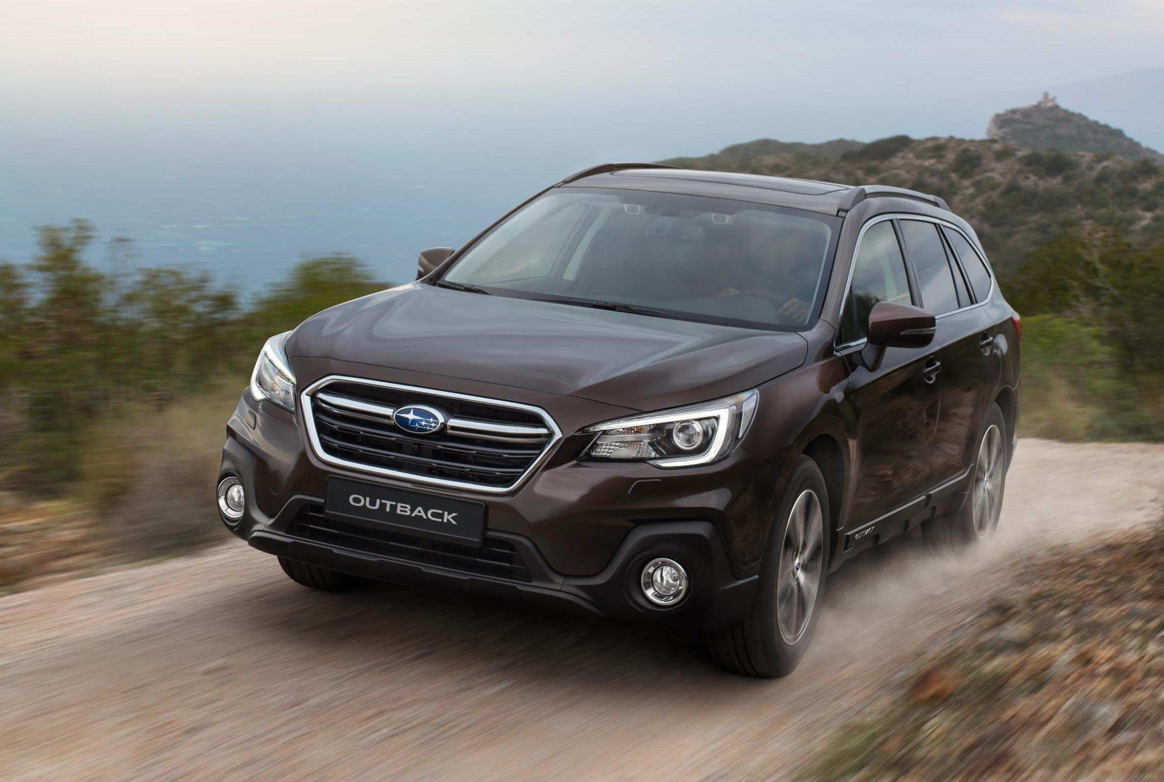 92 All New Subaru Outback 2020 Australia New Concept