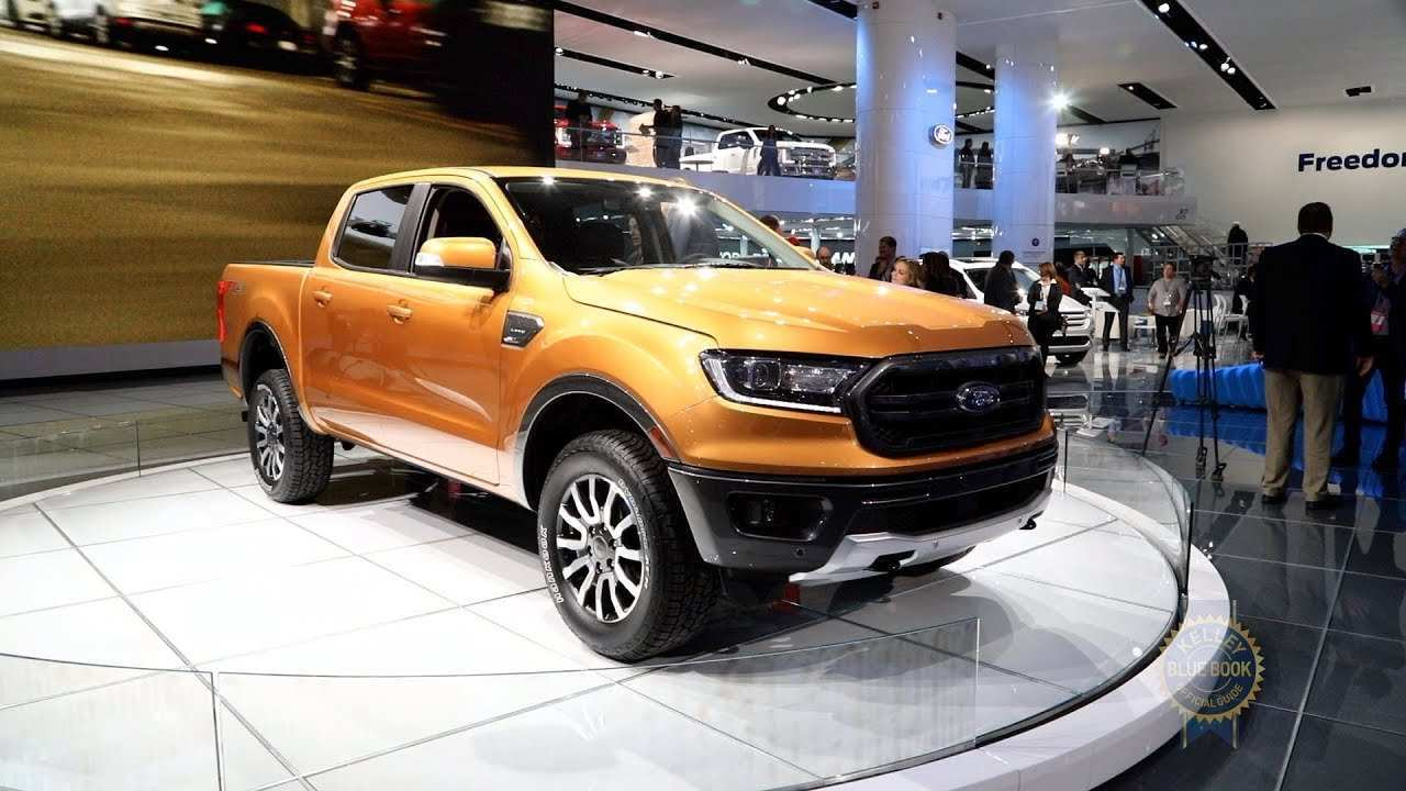 92 Best 2019 Ford Ranger Auto Show Performance And New Engine