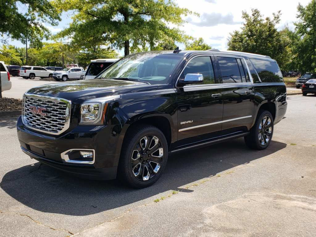 92 Best 2020 Gmc Yukon Redesign And Concept