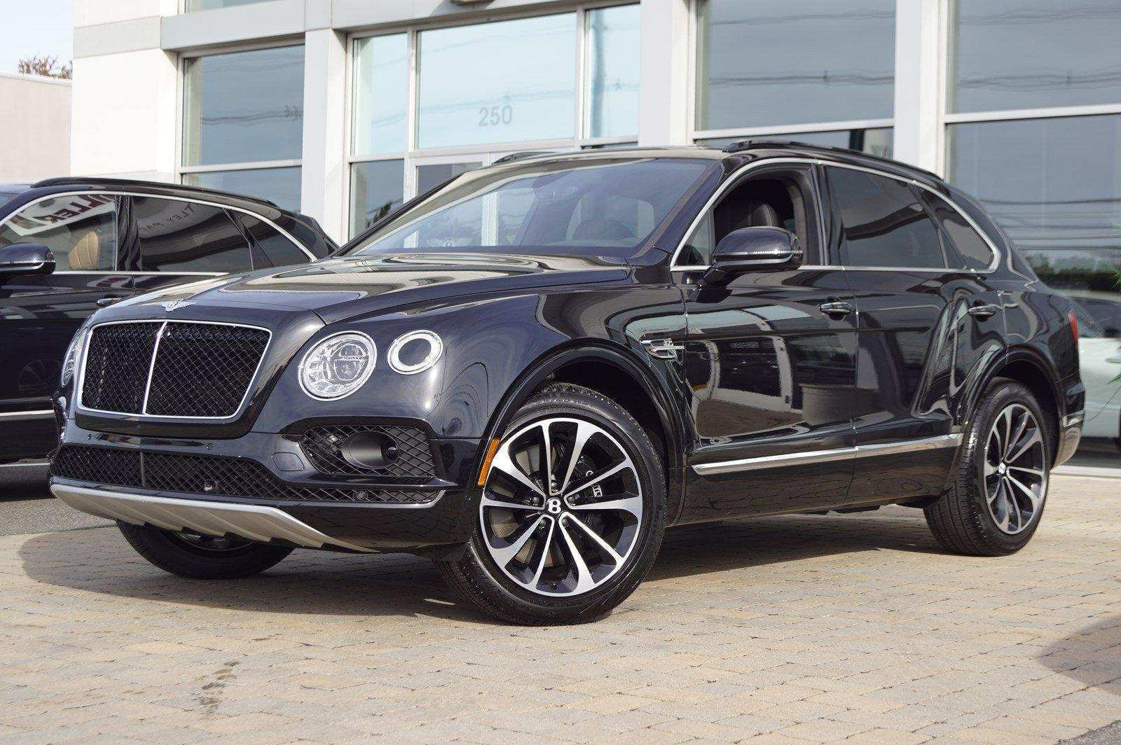 92 New 2019 Bentley Bentayga V8 Price Release Date And Concept