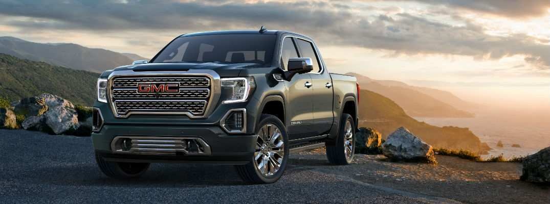 92 New 2019 Gmc 1500 Release Date New Concept