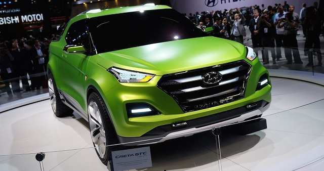 92 New 2019 Hyundai Pickup Truck Price And Release Date
