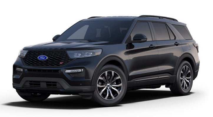 92 The 2020 Ford Explorer Availability Exterior