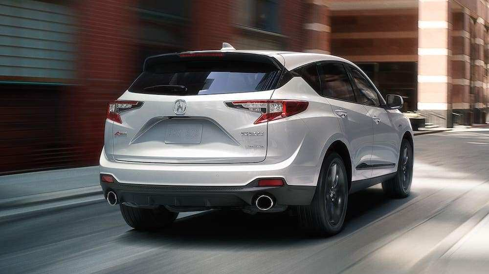 92 The Best 2019 Acura Rdx Preview Exterior