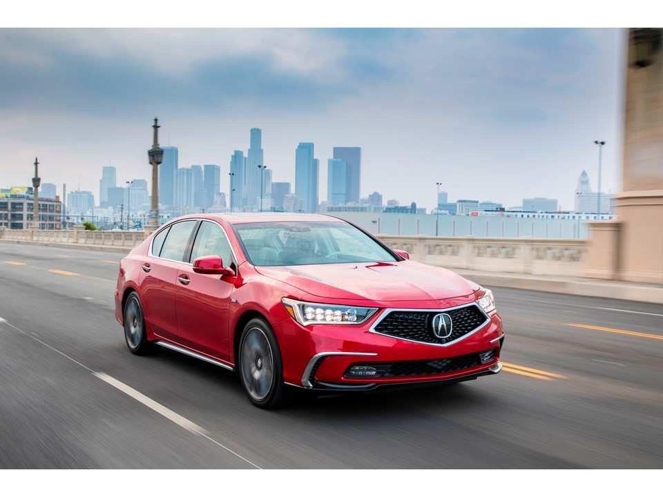92 The Best 2020 Acura Rlx Release Date Price Design And Review