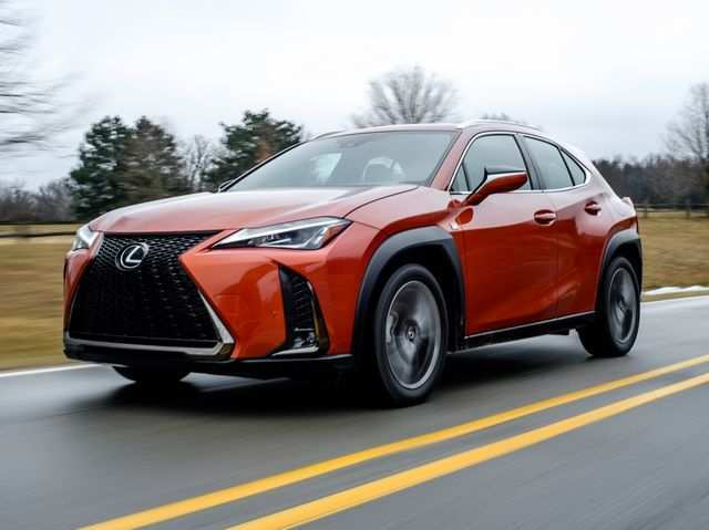 92 The Best Lexus Ux 2020 Release Date Spy Shoot