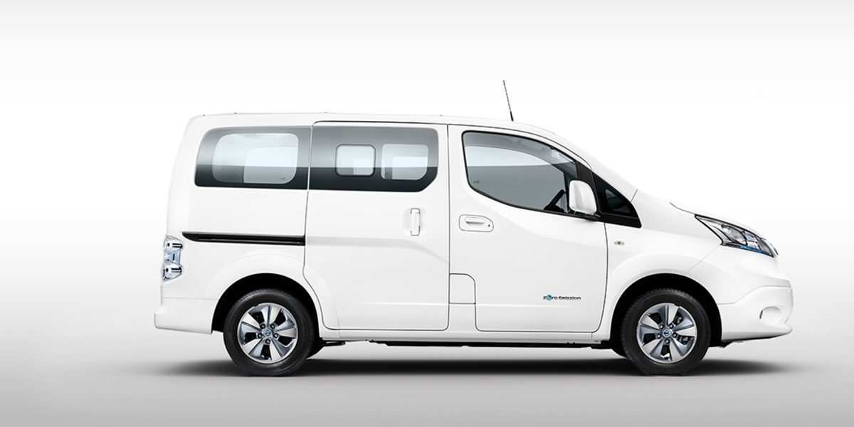 92 The Best Nissan E Nv200 Evalia 2020 New Model And Performance