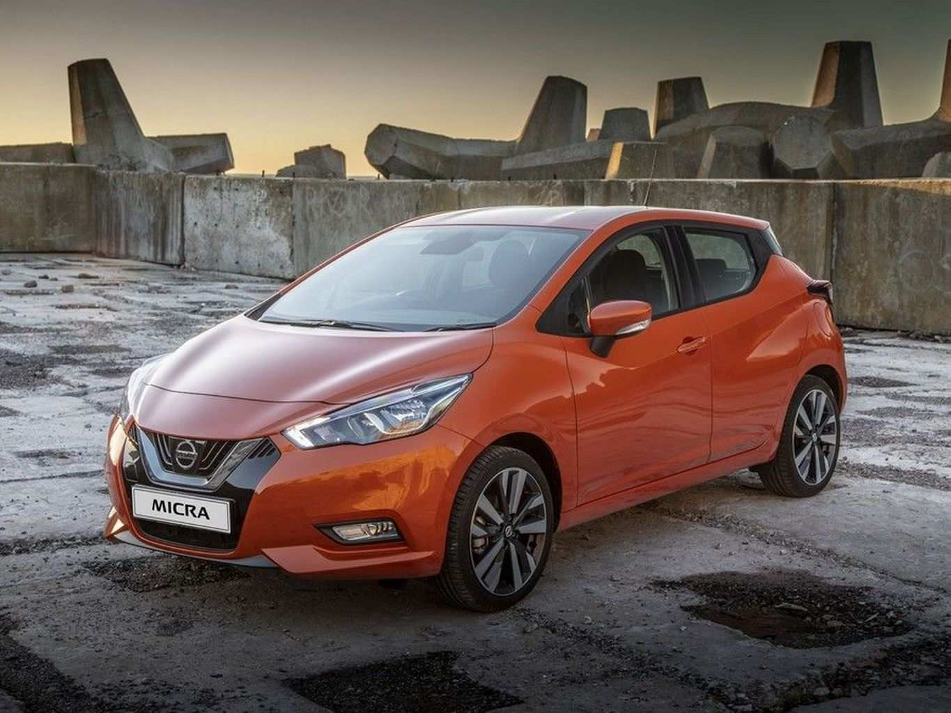 92 The Nissan March 2020 Brasil Images