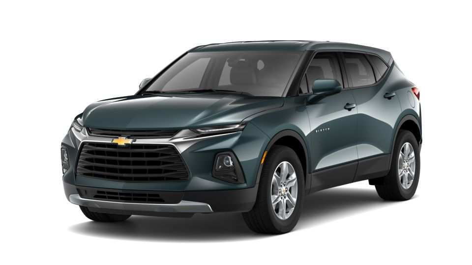 93 A 2019 Chevrolet Vehicles History