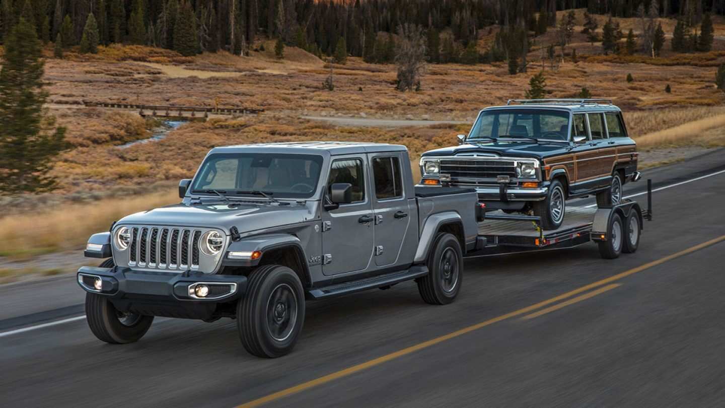 93 A Jeep Gladiator 2020 Price First Drive