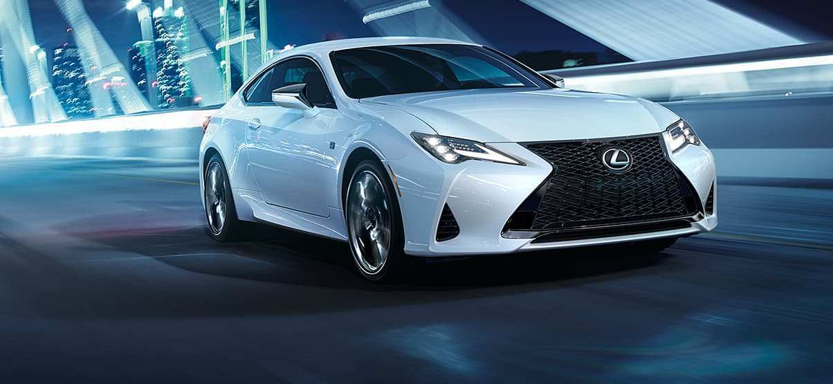 93 All New 2019 Lexus Coupe Reviews
