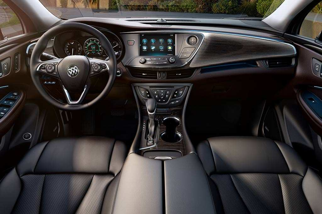93 All New 2020 Buick Envision Premium Ii Price
