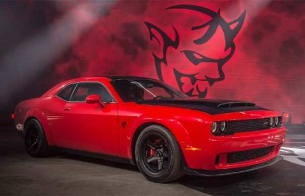 93 All New 2020 Dodge Demon New Model And Performance