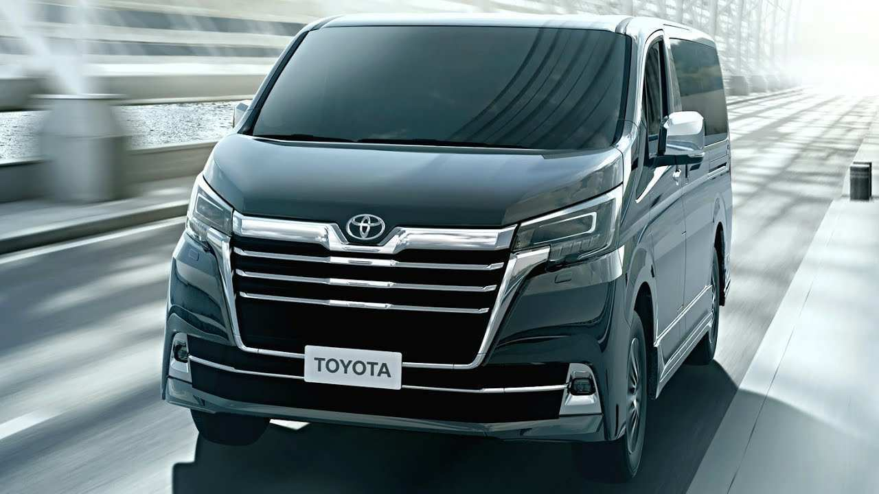 93 All New 2020 Toyota Van History