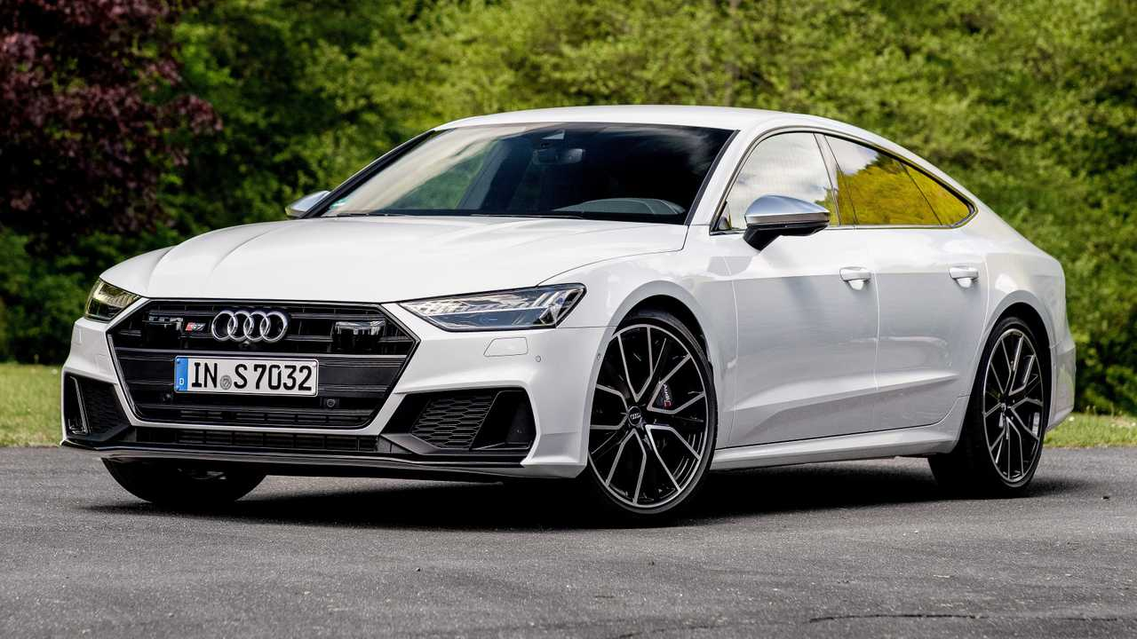 93 All New Audi S7 2020 Performance