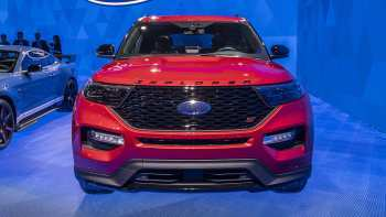 93 All New Price Of 2020 Ford Explorer Redesign And Concept