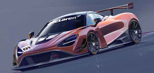 93 New 2019 Mclaren 720S Gt3 Rumors