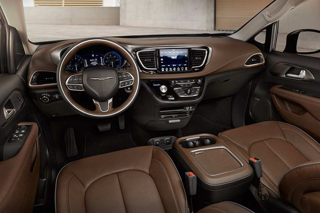 93 The 2019 Chrysler Pacifica Review Release