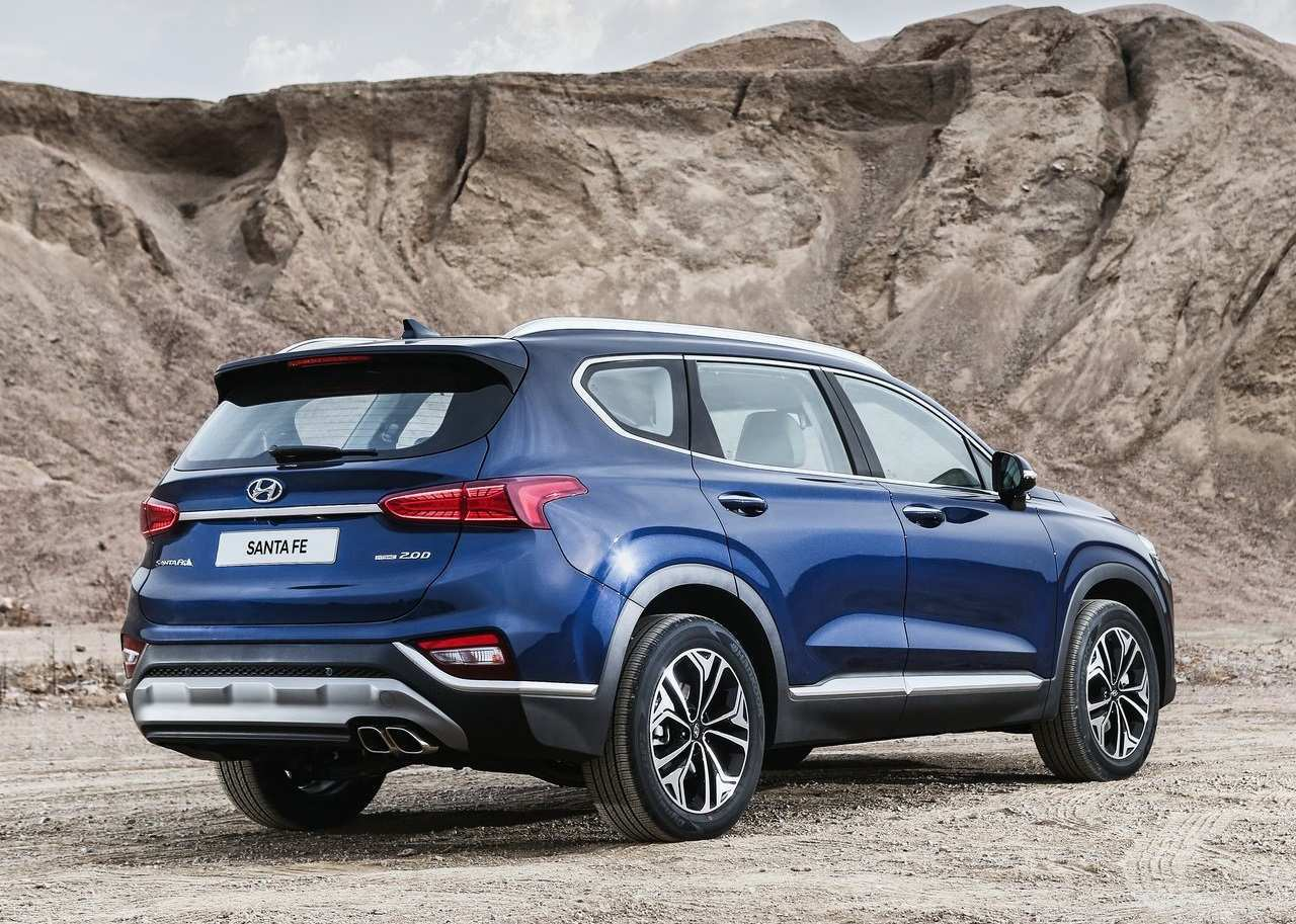 93 The 2019 Hyundai Santa Fe Launch Wallpaper