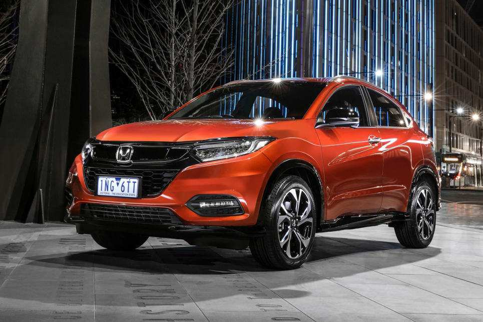 93 The Best 2019 Honda Vezel Interior