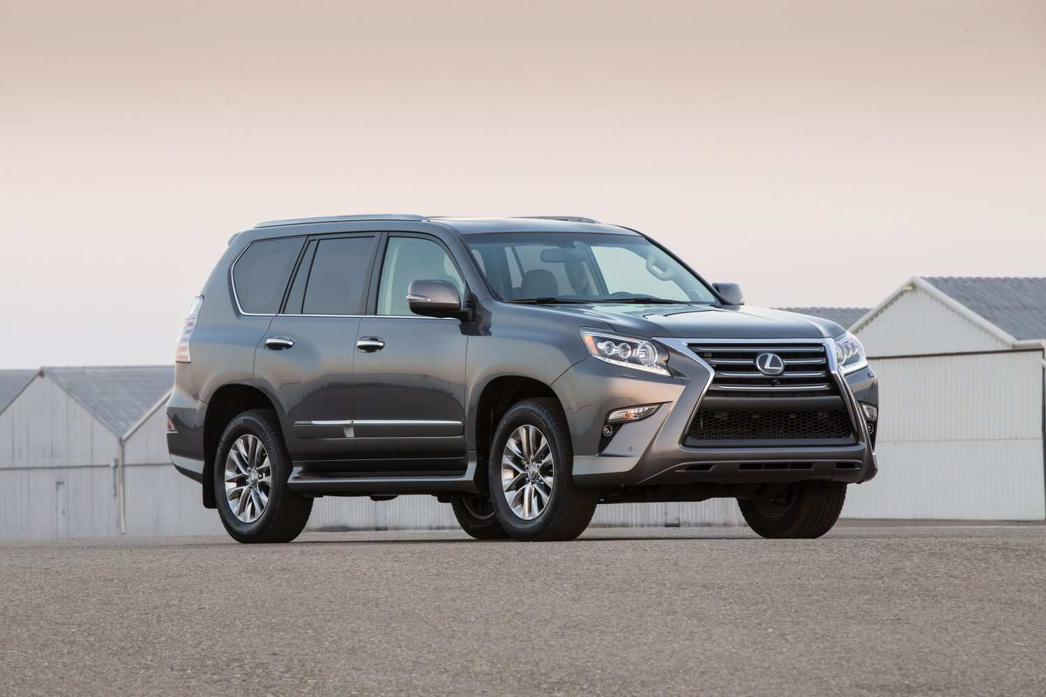 93 The Best 2019 Lexus Gx 460 Redesign Pictures