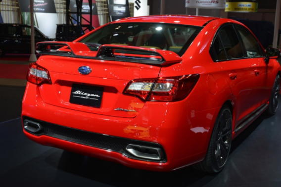 93 The Best 2019 Subaru Legacy Turbo Gt Release Date And Concept