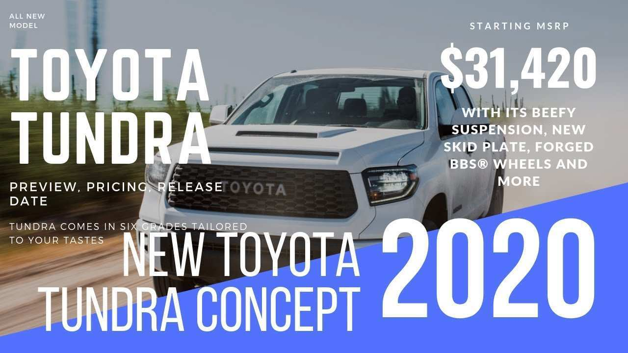 93 The Best Toyota Tundra 2020 Diesel Review
