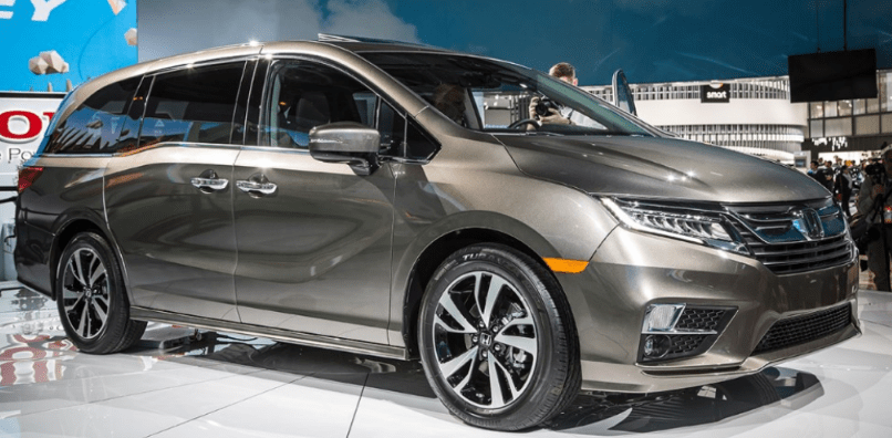 93 The Best When Will 2020 Honda Odyssey Come Out Release Date And Concept