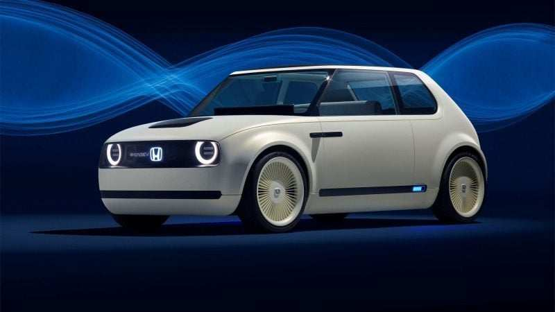 93 The Honda Urban 2020 Review