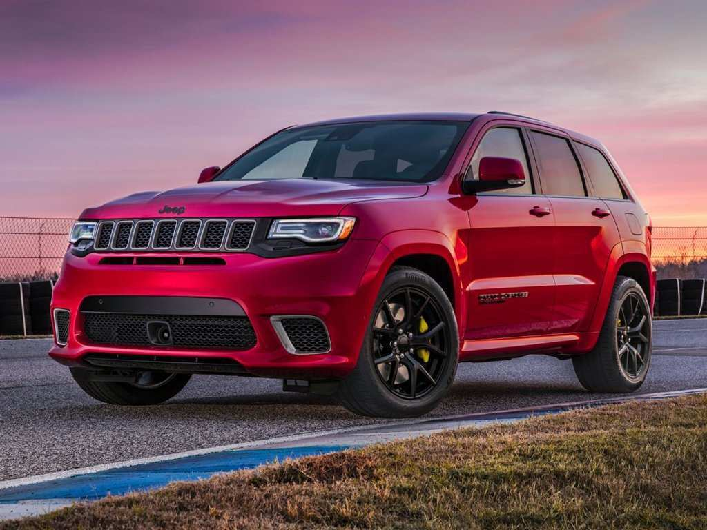 94 A 2020 Jeep Trackhawk New Model And Performance