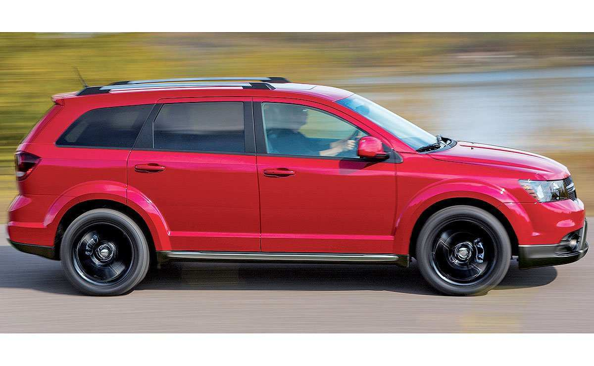 94 A Dodge Journey Replacement 2020 Speed Test