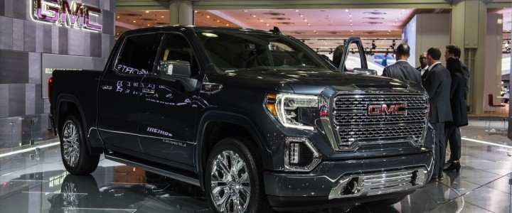 94 Best 2019 Gmc 1500 Release Date Images