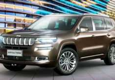 2020 Jeep Commander