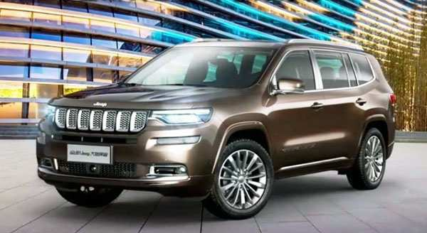 94 Best 2020 Jeep Commander Picture