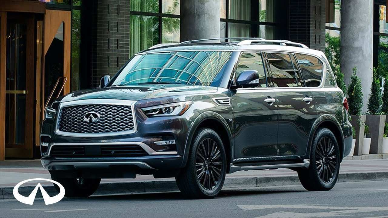 94 Best Infiniti Qx80 2019 Release Date And Concept