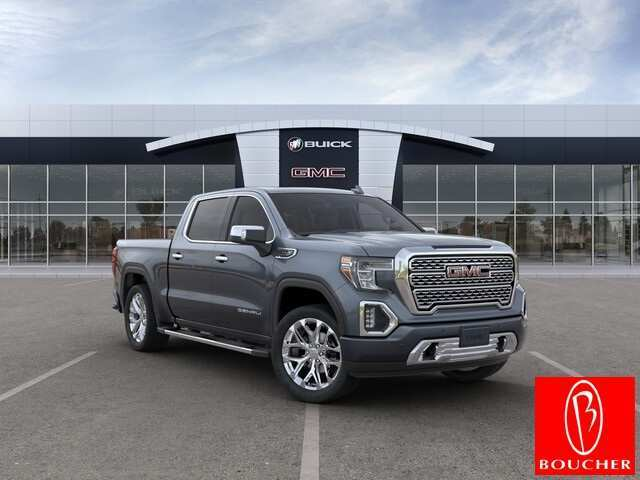 94 New 2019 Gmc Sierra 1500 Denali Performance And New Engine