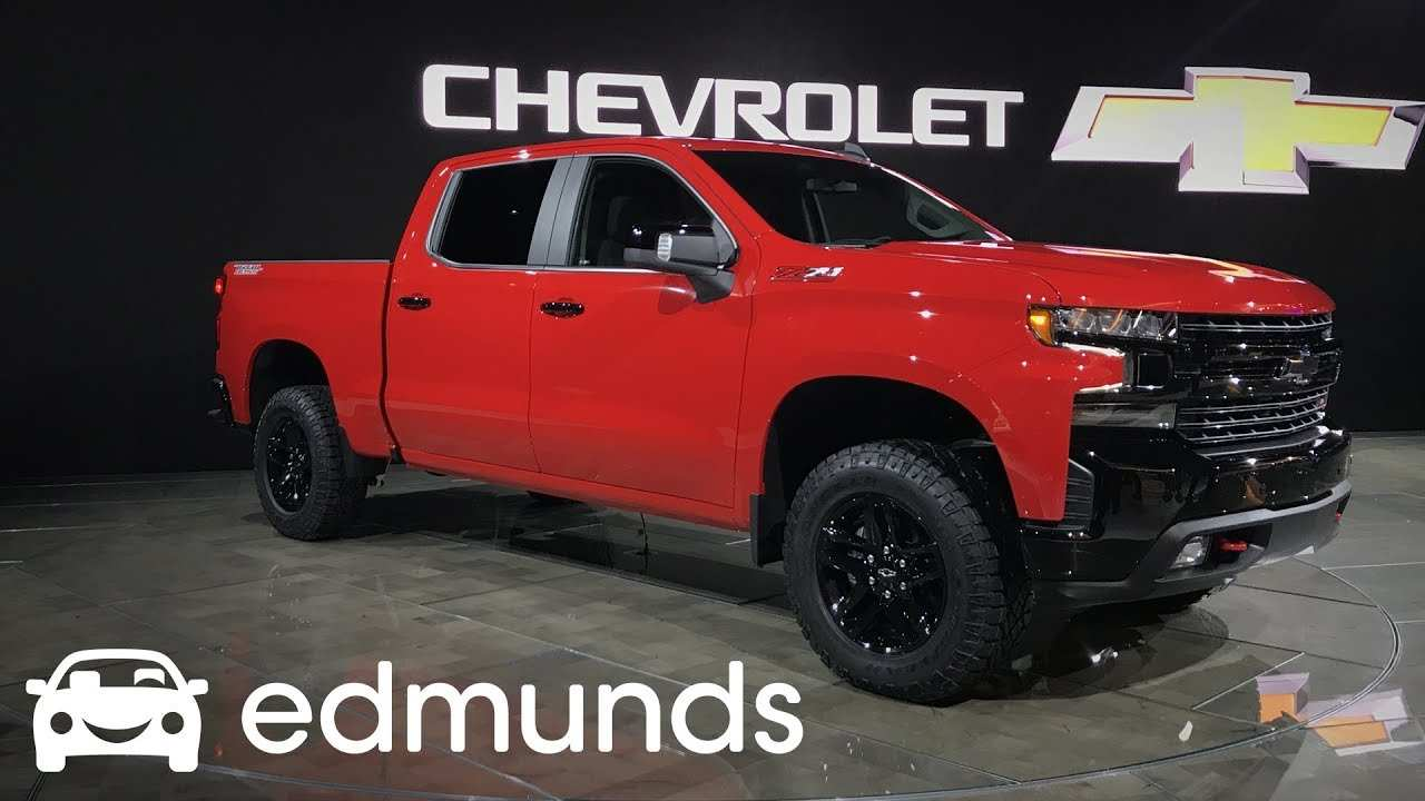 94 New 2019 Silverado Unveil Performance And New Engine