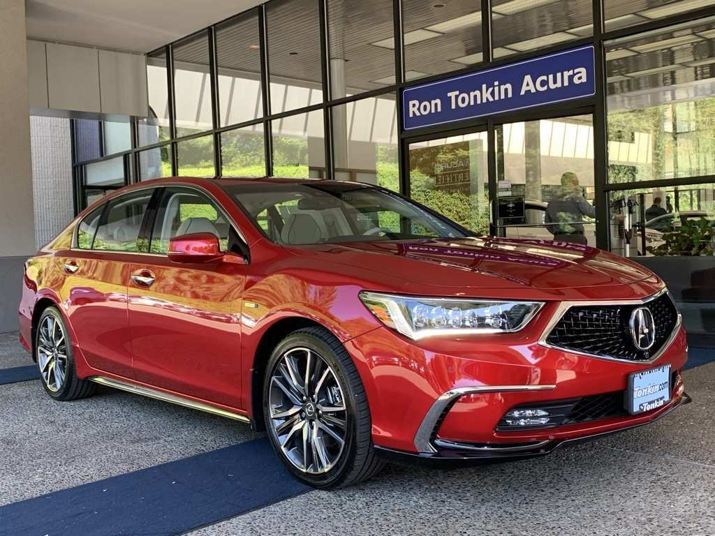 94 New 2020 Acura Rlx Release Date Images