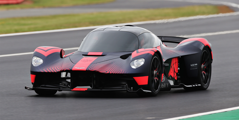 94 New 2020 Aston Martin Valkyrie Specs And Review